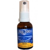 Ag100 Koloidné striebro 40ppm 50ml spray
